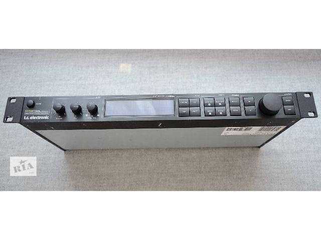 купить бу Процесор ефектів TC Electronic M-ONE XL в Львове