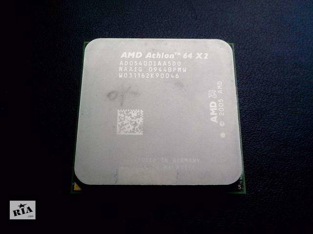 продам Процессор AMD 64 x2 5400 (2.8 Ghz) s.Am2 бу в Никополе
