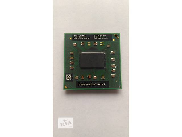 Процессор для ноутбука AMD Athlon 64 X2 TK-55 - AMDTK55HAX4DC- объявление о продаже  в Полтаве