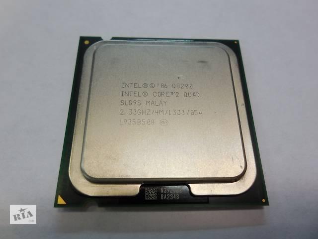 купить бу Процессор S775 Intel Core 2 Quad Q8200 4x2.33 GHz в Запорожье