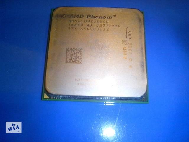 бу Процессоры AMD Phenom X3 8650 , 2.3Ghz (AM2+, L3-2M) в Никополе (Днепропетровской обл.)