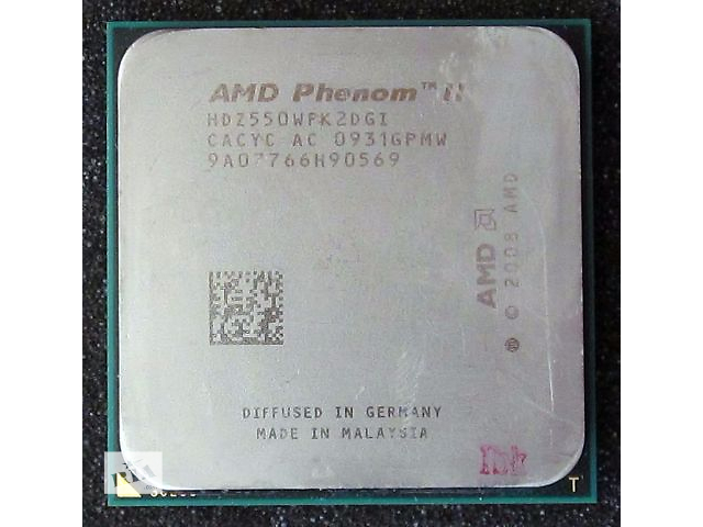 продам Процессоры AMD Socket AM3, AM2+, AM2, 754 + Turion 64 X2 RM-70 бу в Полтаве