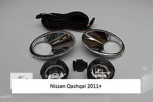 Новые Фары противотуманные Nissan Qashqai