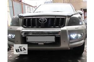 Новые Фары противотуманные Toyota Land Cruiser Prado 120