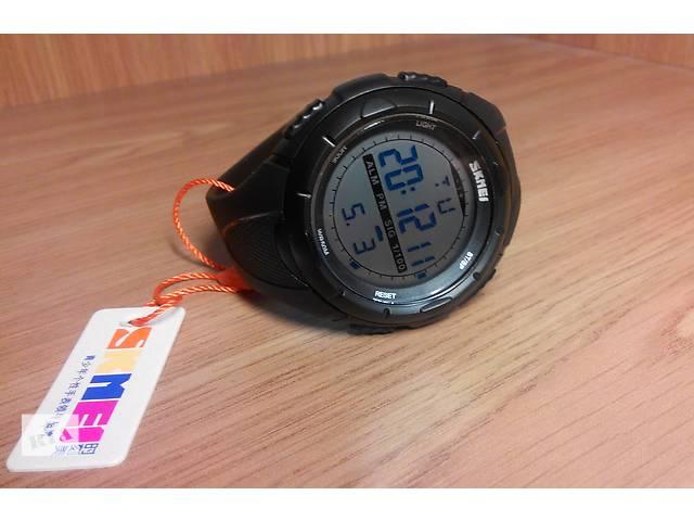 купить бу Противоударные водонепроницаемые часы Skmei 1025. Новые + подарок! в Сумах