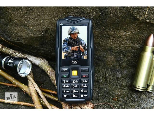 купить бу Противоударный Телефон Land Rover F8 (Мощная Батарея) 1300 грн. в Киеве