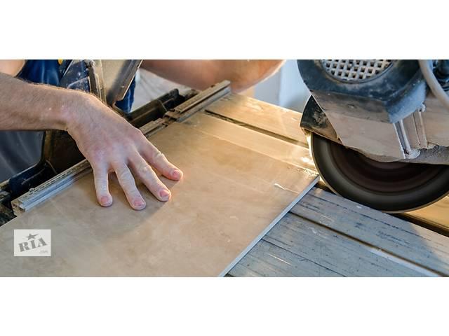 продам Произведем порезку керамической плитки, керамограниа, камня  по вашим размерам бу в Закарпатской области