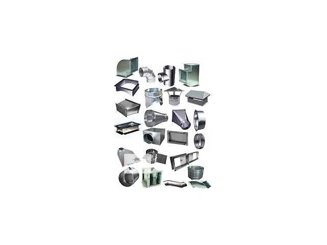бу Производство фасонных изделий из оцинкованной стали в Запорожье