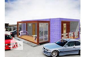 Производим мобильные эко-модули, каркасные дома