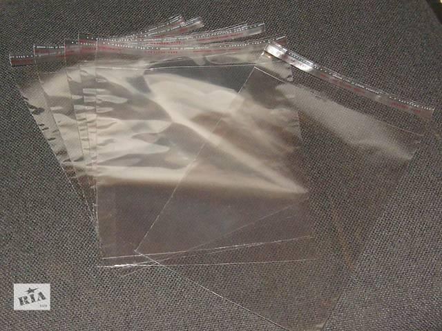 продам Прозрачные полипропиленовые пакеты. Собственное производство в Крыму бу в Симферополе