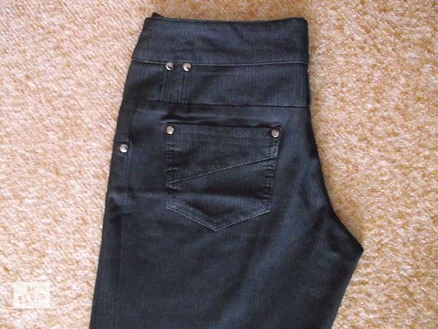 Прямые женские брюки с карманами- объявление о продаже  в Мариуполе