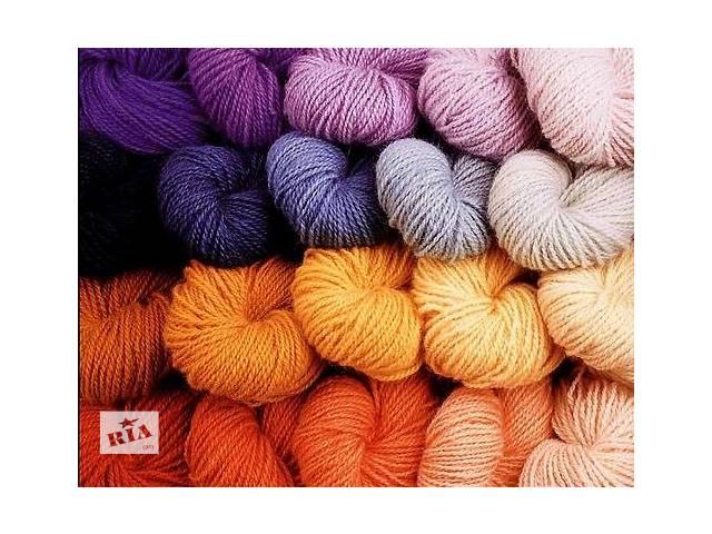 купить бу Пряжа, аксессуары для вязания, нитки в Севастополе