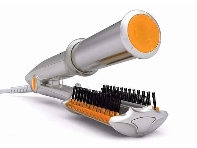 купить бу Прибор для укладки волос 3 в 1: фен,плойка, инстайлер - astor новое! в Виннице