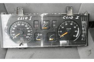 Панели приборов/спидометры/тахографы/топографы Renault Clio