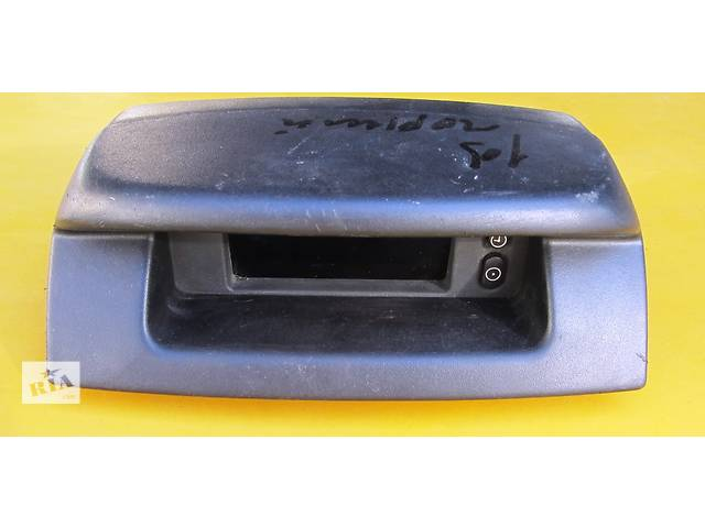 бу Приборы передней панели, часы (дисплей, экран, табло) Р8200028364, 8200584888 Opel Vivaro Опель Виваро Renault Trafic в Ровно