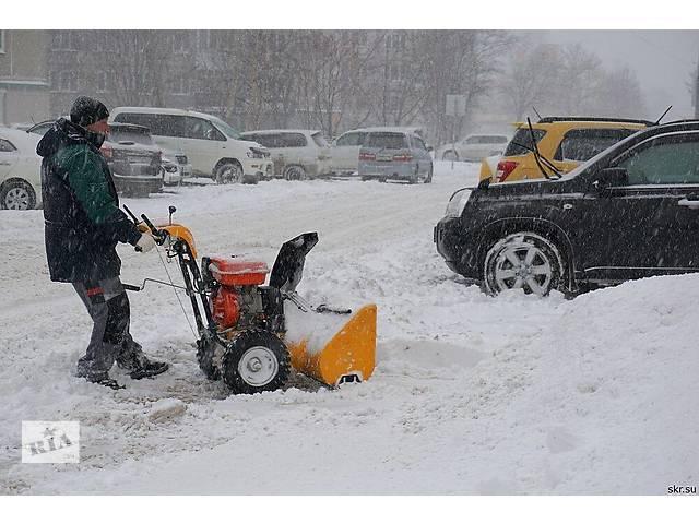 продам Прибирання снігу бу в Тернополе