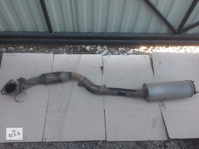 бу  Приемная труба для легкового авто Chevrolet Lacetti в Тернополе