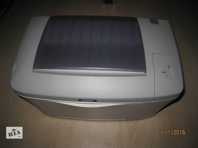 купить бу Принтер EPSON EPl-6100L в Теребовле