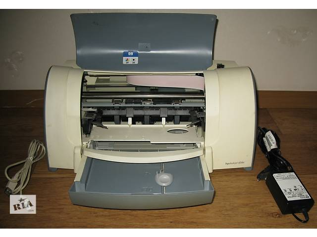 бу Принтер HP DeskJet 656C на запчасти. в Киеве