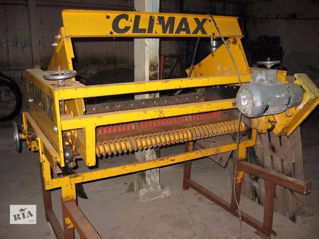 Приставка для калибровки (регулируемая) Climax, в наличии- объявление о продаже  в Ровно