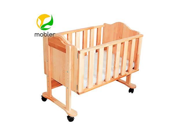 Приставная кроватка для новорожденных. Mobler- объявление о продаже  в Киеве