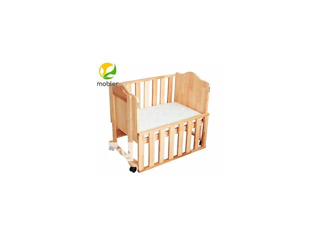 купить бу Приставная кроватка для новорожденных. Mobler в Киеве