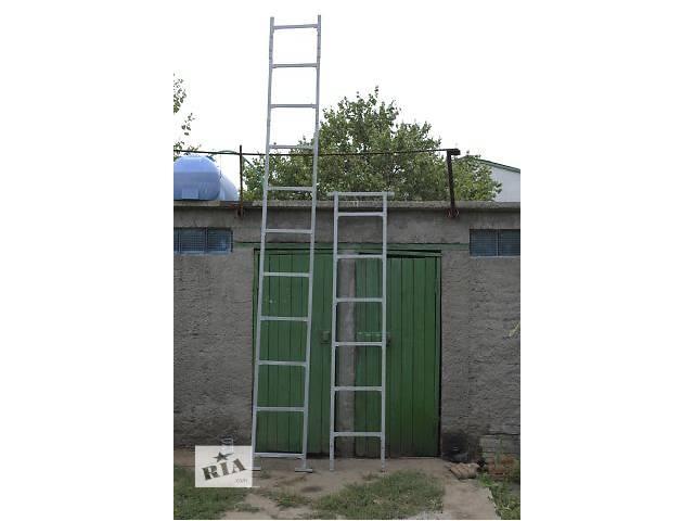 продам Приставные лестницы для садово-строительных работ бу в Николаеве