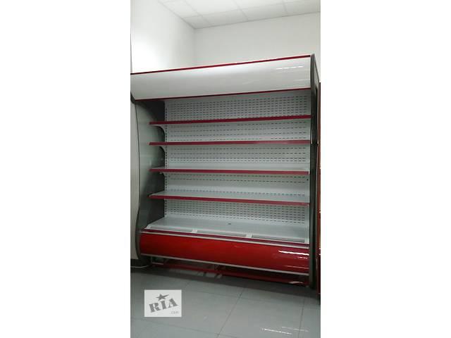 купить бу Пристенная витрина «Айова» 2,0 (1975*860*2270мм) в Ивано-Франковске