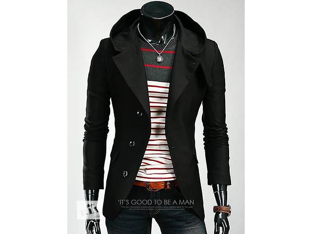 продам Приталенное кашемировое пальто с капюшоном бу в Черкассах