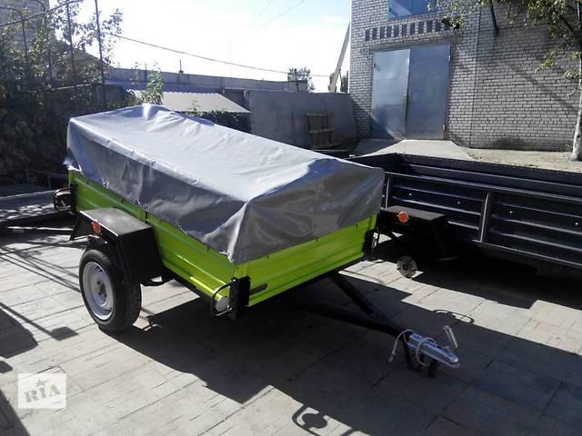 продам Прицеп легковой «Лев-18» 600 кг. бу в Кременчуге