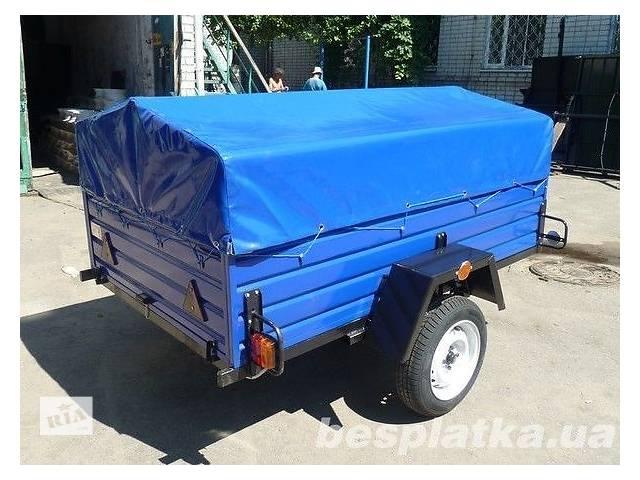 продам Прицеп легковой «Лев-21» 750 к бу в Кременчуге