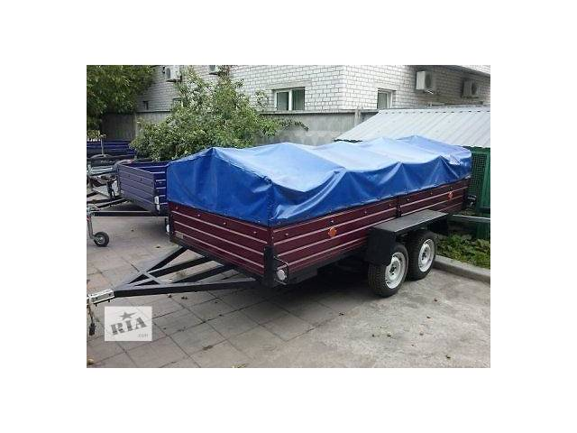 купить бу Прицеп ЛЕВ-360 (3,6*1,6) в Кременчуге