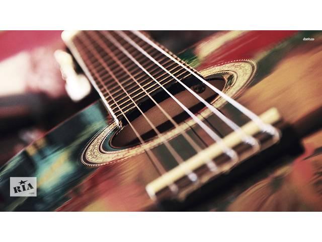 купить бу Приватні професійні уроки грі на гітарі  в Львове
