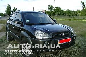 Накладки кузова Hyundai Tucson