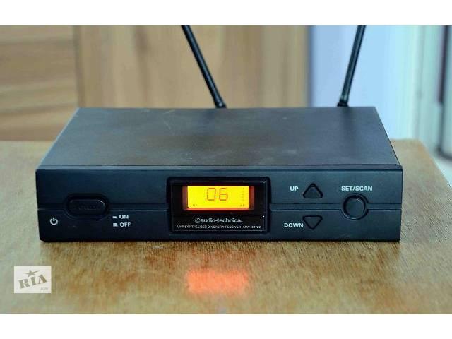 бу Приемник для радиосистемы Audio-Technica ATW-R2100   в Львове