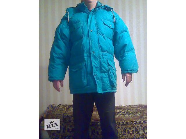 Пуховик куртка зимняя Everest (Германия), натуральный пух, XL (52-54)- объявление о продаже  в Киеве