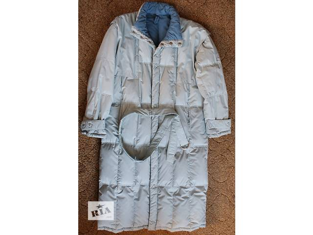 купить бу Пуховик-пальто италия в Луцке
