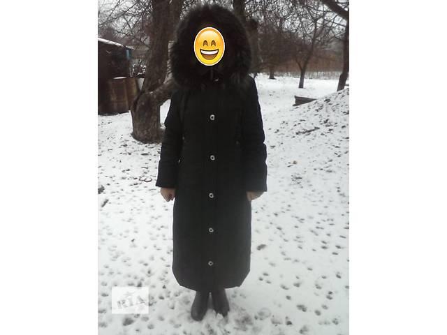 купить бу Пуховик-пальто в Харькове