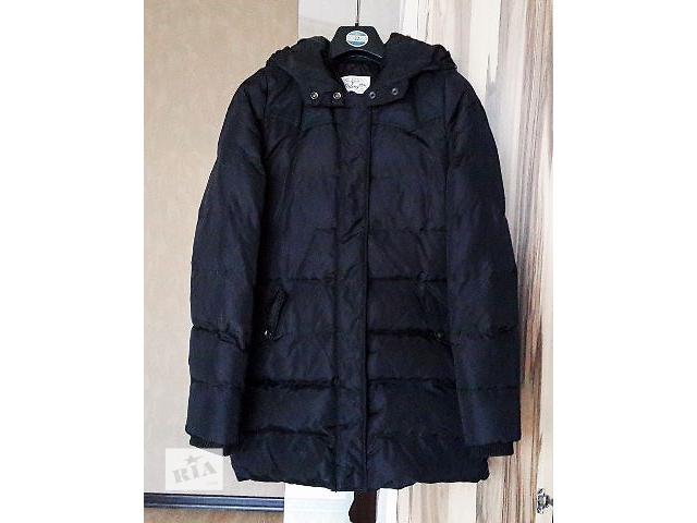 купить бу Продаю женский пуховик, зимняя куртка Wrangler в Киеве