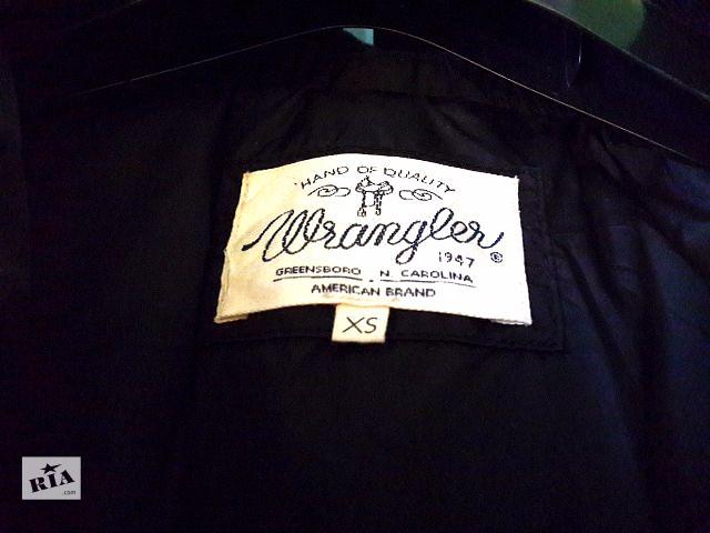 продам Продаю женский пуховик, зимняя куртка Wrangler бу в Киеве