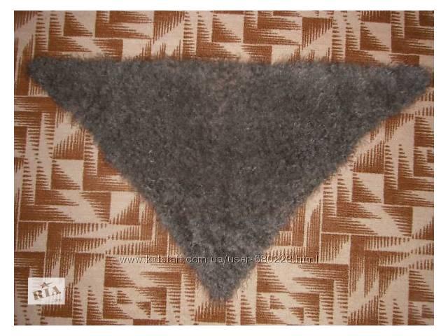 купить бу пуховый платок косынка толстой вязки новый в Тальном