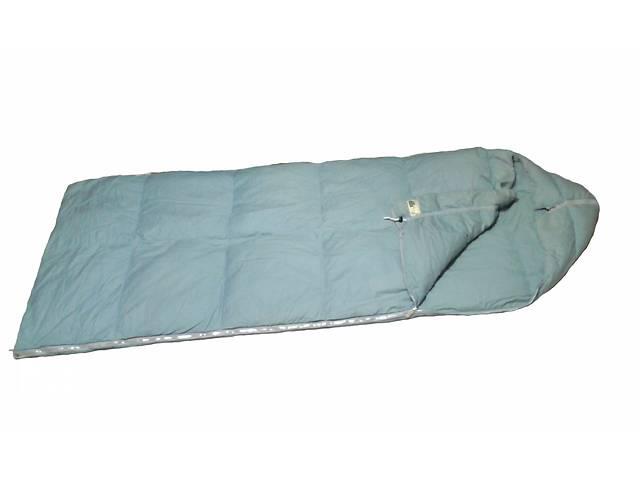 Пуховый спальный мешок на рост до 170 см.- объявление о продаже  в Львове
