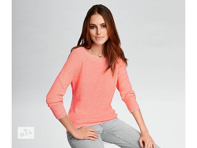 продам Пуловер, розовый меланж, ТСМ Thcibo, большой размер бу в Полтаве