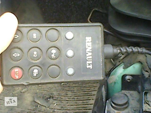 бу Пульт, Блок управления задним мостом Renault Magnum Евро-2 в Луцке