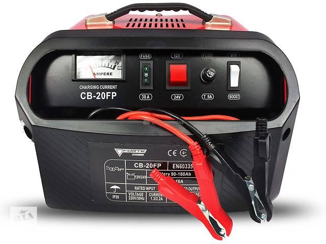 Пуско-зарядное устройство Forte CB-20FP- объявление о продаже  в Киеве