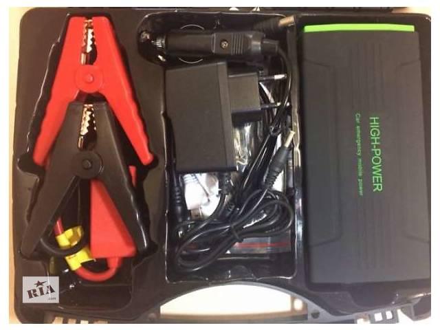 продам Пусковое-зарядное устройство 16800 mAh Power Bank для автомобиля, гаджетов бу в Одессе