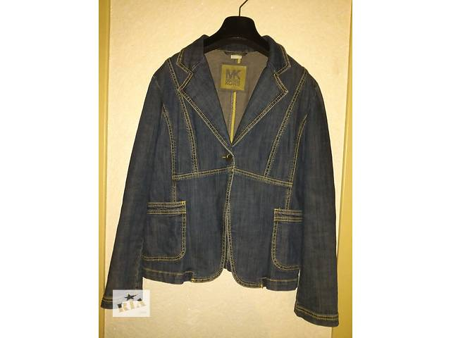 продам Пиджак джинсовый Michael Kors - оригинал бу в Новомосковске