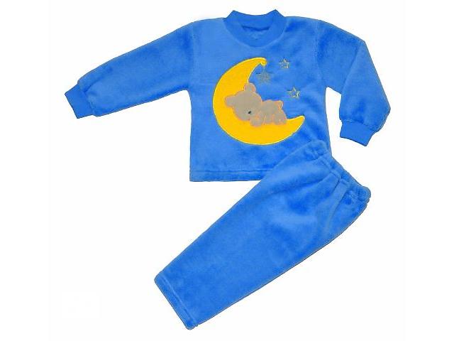 продам Пижама мальчику теплая велсофт, р.30-32 бу в Полтаве