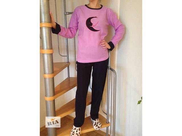 продам Пижама женская флисовая Флис L (44-46), XL (48-50) бу в Вышгороде