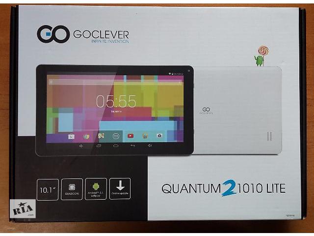 """Quantum 10""""/8Gb/Lolipop 5.1/гарантия 1 год- объявление о продаже  в Днепре (Днепропетровске)"""